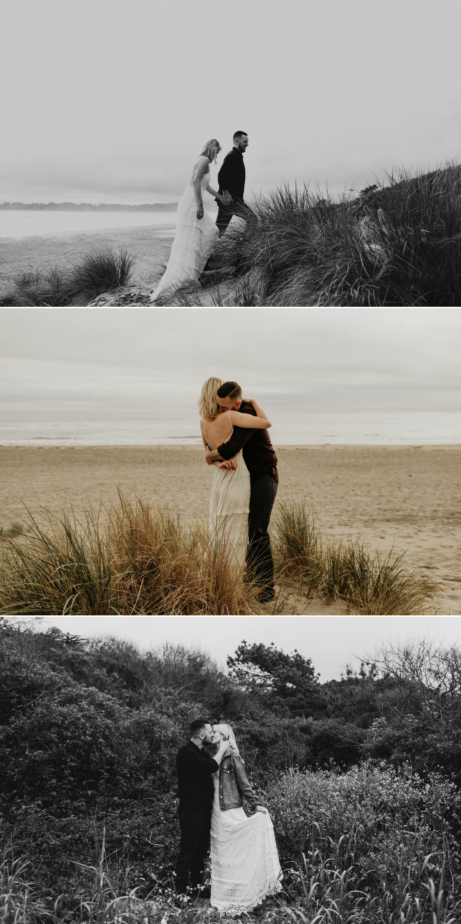 San Francisco Beach engagement