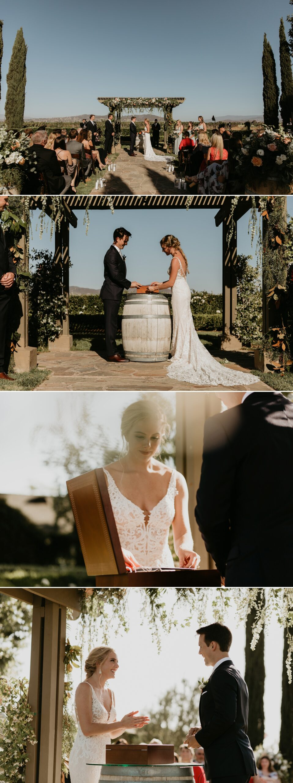 Temecula Winery Wedding