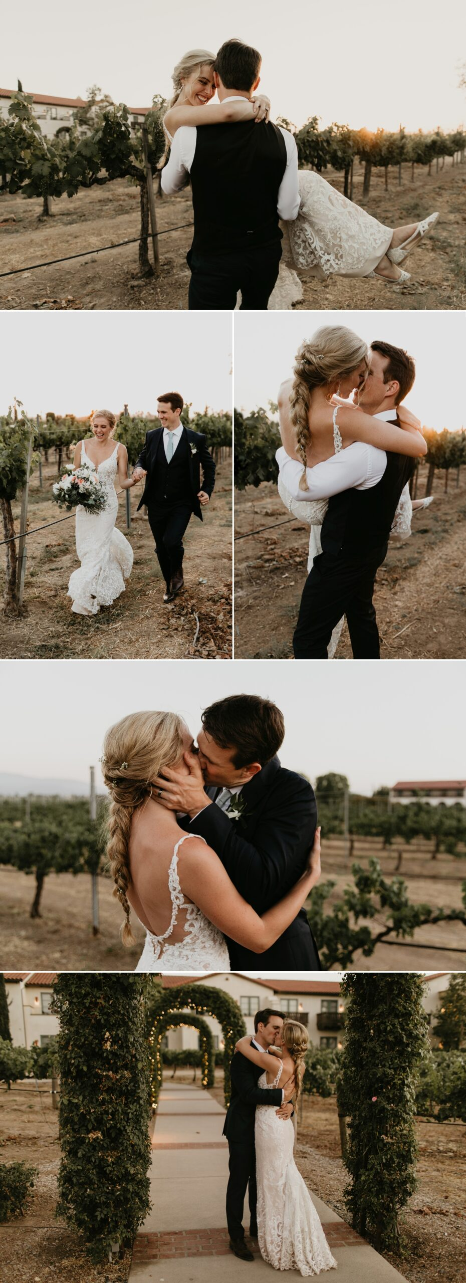 San Diego Winery Wedding
